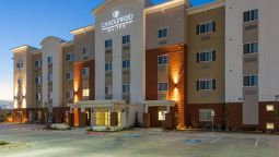 Exterior view Candlewood Suites SAN MARCOS