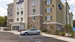 Exterior view Candlewood Suites TUPELO NORTH