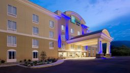 Exterior view Holiday Inn Express & Suites CARYVILLE