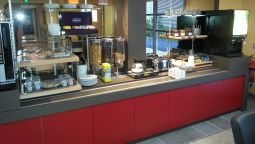 Breakfast buffet Deltour Hotel