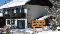Exterior view Haus am Wildbach