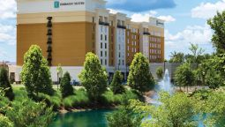 Exterior view Embassy Suites by Hilton Chattanooga Hamilton Place