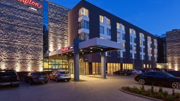 Exterior view Hampton by Hilton Warsaw Airport