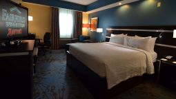 Room Fairfield Inn & Suites Houston North/Spring
