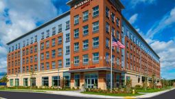 Buitenaanzicht Residence Inn Boston Needham