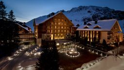 Buitenaanzicht The Chedi Andermatt