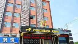 Exterior view Wuhan Weijiu International