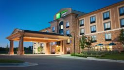Exterior view Holiday Inn Express & Suites WICHITA NORTHEAST
