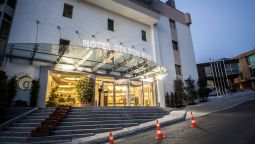 Exterior view Golden Way Hotel Giyimkent