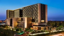 Exterior view The Leela Ambience Convention Hotel