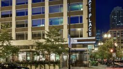 Buitenaanzicht Hyatt Place Chicago Downtown