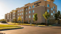 Exterior view Residence Inn Austin-University Area