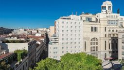 Exterior view NH Collection Madrid Suecia