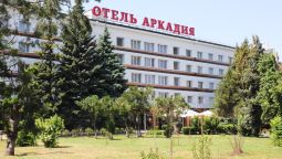 Exterior view Arkadia Аркадия