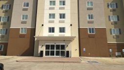 Exterior view Candlewood Suites WOODWARD