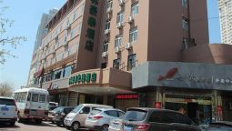 Green Tree Inn Qingdao Railway Station Express Hotel