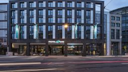 Buitenaanzicht Motel One