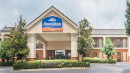 Exterior view HOWARD JOHNSON PRATTVILLE