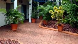 Buitenaanzicht Coconut Grove Holiday Apartment