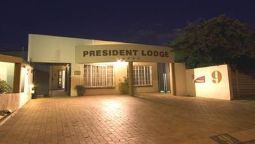 Exterior view President Lodge