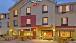 Exterior view TownePlace Suites Oklahoma City Airport