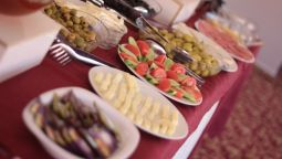Breakfast buffet Hattusili Hotel