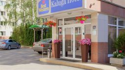 Exterior view Best Western Kaluga Hotel