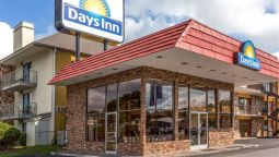Exterior view DAYS INN PIGEON FORGE SOUTH