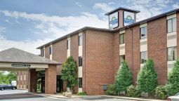 Buitenaanzicht DAYS INN & SUITES HICKORY