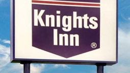 Exterior view KNIGHTS INN -QUINCY