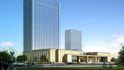 Sheraton Shenyang South City Hotel - Shenyang