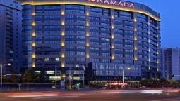 Exterior view Ramada International Changzhou