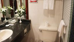 Bathroom Green Tree Inn Ningbo Railway Station Xingning Road Seagull Business