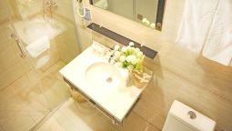 Bathroom Green Tree Alliance Nanchang Honggutan Middle Fenghuang Avenue Hotel