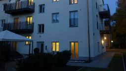Buitenaanzicht Paleo Finest Serviced Apartments