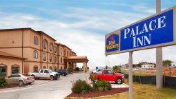 Exterior view BEST WESTERN PALACE INN STES