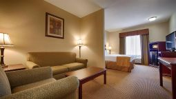 Room BEST WESTERN PALACE INN STES