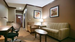 Room BEST WESTERN PLUS TEXOMA HOTEL