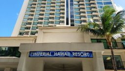 Exterior view The Imperial Hawaii Resort at Waikiki