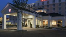 Exterior view Hilton Garden Inn Salt Lake City Airport