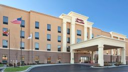 Exterior view Hampton Inn - Suites Columbia-South MD