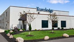 Exterior view Travelodge Hubbard OH