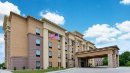 Buitenaanzicht Hampton Inn Iowa City-University Area IA