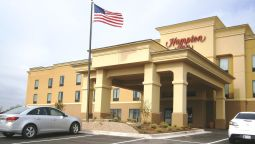 Exterior view Hampton Inn Chickasha OK