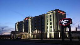 Buitenaanzicht Hampton Inn by Hilton Winnipeg Airport-Polo Park MB Canada
