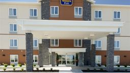 Buitenaanzicht Best Western Plus Winnipeg West