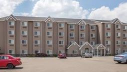 Buitenaanzicht Microtel Inn And Suites Sayre PA