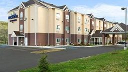 Hotel MICROTEL WASHINGTON MEADOWLNDS - Washington (Pennsylvania)