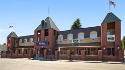 Buitenaanzicht Travelodge Abbotsford
