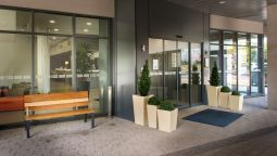 Buitenaanzicht Holiday Inn Express STRASBOURG - CENTRE
